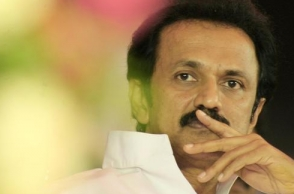 MK Stalin arrested