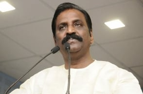 Researched about Andal for 3 months: Vairamuthu