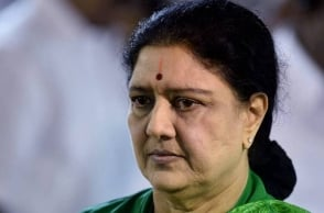 Sasikala granted parole for 5 days
