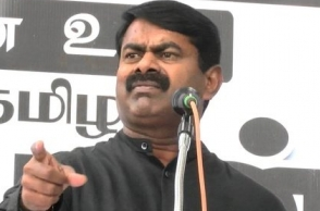 """Traitors are the ones who perform pooja to Andal; not Vairamuthu"": Seeman slams"