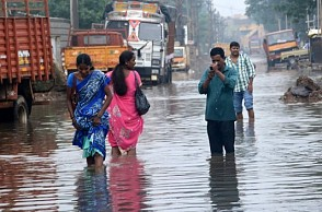 Tamil Nadu: Rain to continue for next two days