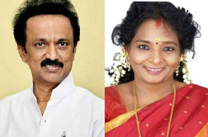 Tamilisai Soundararajan invites Stalin to be Swatch Bharat ambassador