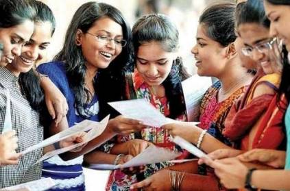tamilnadu 10th 12th board exam results to be out in July minister