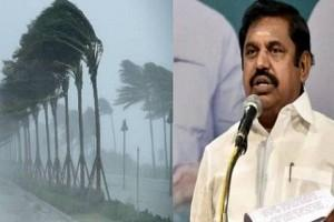 TN CM Declares Public Holiday Tomorrow As Cyclone Nivar Set to Intensify