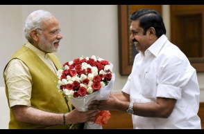 TN CM meets Prime Minister Modi; Will EPS and OPS unite?