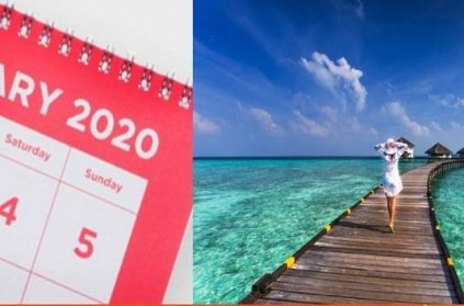 TN Govt declares holiday list for 2020! Long vacations inside!