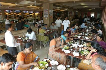 TN Govt. issues Guidelines for Reopening Hotels and Restaurants!