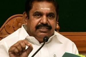 COVID-19 Impact: TN To Face Fiscal Deficit of Rs. 85,000 Crore - CM Edappadi Palaniswamy Details