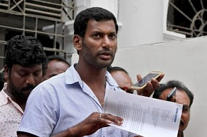 Vishal reveals RO's claim to reject his nomination