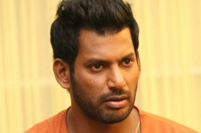 Vishal voices against ruling party