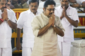 'We dream of making TTV CM': AIADMK(Amma) members