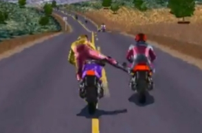 A surprise for 'Road Rash' lovers