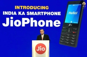 Here's how to book Reliance Jio's 4G phone