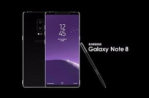 Samsung Galaxy Note 8 to come with 3x zoom dual cameras