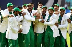 Three held for celebrating Pak's cricket victory
