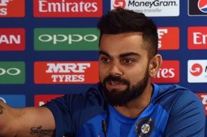Time to give opportunities to newer members: Virat Kohli