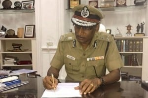 TK Rajendran gets 2-year extension as DGP of TN