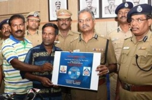 TN police uses 'gaana' song to create awareness on road safety