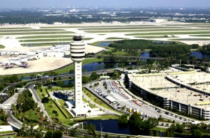 US police locks down Orlando International Airport