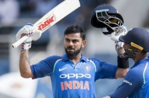 Virat Kohli breaks Sachin's record of most centuries in chases