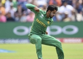 Want to 'bomb' Indian cricket team in CT final: Hasan Ali