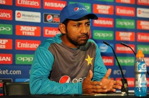 We have better record against India: Sarfraz Ahmed