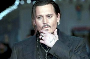 When was the last time an actor assassinated a President?: Johnny Depp