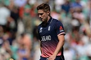 Woakes ruled out of Champions Trophy due to side strain