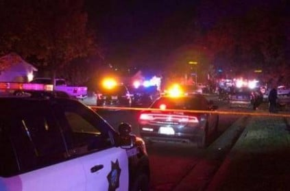 4 Shot Dead While Watching Football Game In California