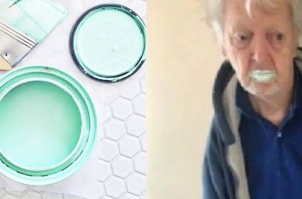 90-year-old man drinks can of paint after mistaking it for yogurt