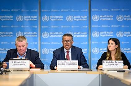 Coronavirus Pandemic End WHO Chief Tedros alarming details