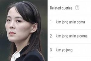 Google Search Trends on Kim's Sister Kim Yo Jong shock World!!! - Shocking Report