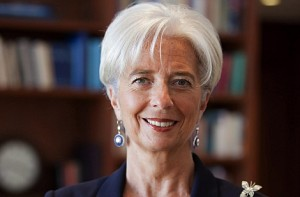 IMF may soon be moving to China: Head
