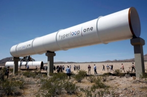 Least productive intern will take first test ride of Hyperloop