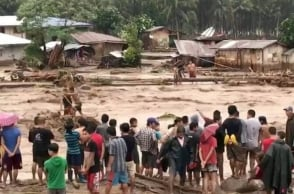 Tropical storm Tembin hits Philippines; death toll crosses 200