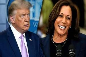 "Trump Criticises Joe Biden's Pick Kamala Harris, calls her ""Mean, Horrible, Disrespectful"""