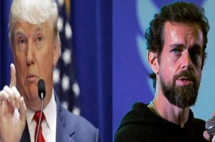 twitter ceo reacts after trump post action against microblogging