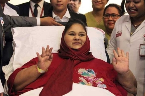World's heaviest woman dies in Abu Dhabi