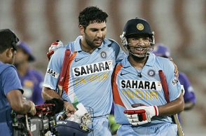 Yuvraj, Rohit to miss warm-up game against New Zealand