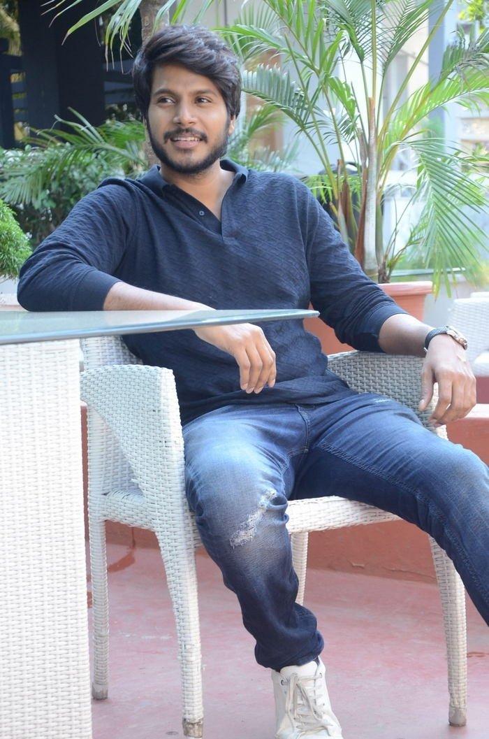 Sundeep Kishan (aka) Sundeep