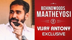 I drink, I smoke & I want to forget Music director Vijay Antony! - MaatheYosi