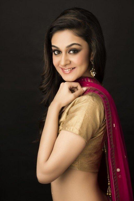 Aishwarya Arjun (aka) AishwaryaArjun