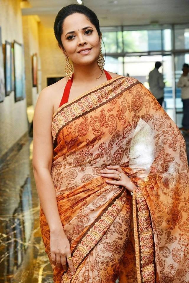 Anasuya bharadwaj (aka) Anasuya Bharadwaj Actress