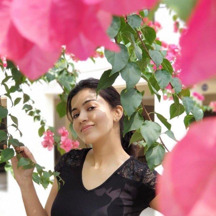 Anju Kurian (aka) Actress Anju Kurian