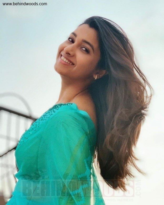 Priya Bhavani Shankar (aka) PriyaBhavaniShankar