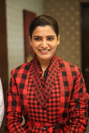 Samantha Ruth Prabhu (aka) Actress Samantha