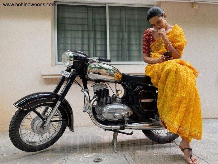 Sanchana Natarajan (aka) Sanjana Natarajan