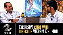 24 Exclusive - Suriya stopped 24's dubbing because of Singam 3 ! - Vikram K Kumar