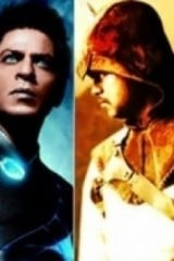 Velayudham and Ra One superheroes