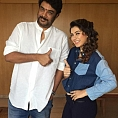 Four in a row with Hansika…
